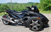2009 Can-Am Spyder -6400 USD
