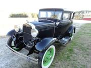1931 Ford Manual Ford Other Victoria