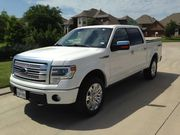 2013 Ford F-150 Platinum Certified